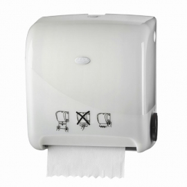 445431106 - Europroducts Handdoekautomaat Pearl White Autocut