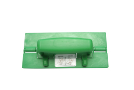 60070107-5 - FBK Handpadhouder hoogwaardige kleurcode HACCP hygiënische polyester 230 x 100 mm, groen 57101