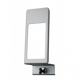 8145 - Afsluitplaat RVS voor 1000ml MQ dispensers, MQLP10E