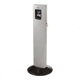 RM3820 - Rokerszuil - zilver