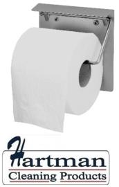 S3400391 - Sanfer RVS toiletroldispenser tbv 1 rol
