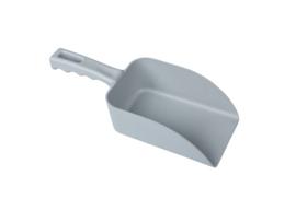 21190102-11 - FBK Handschep hoogwaardige kleurcode HACCP hygiënische polypropyleen handschep 110 x 150 x 265 mm,grijs 15105