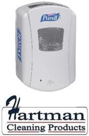 P1320-04 - Gojo LTX Purell dispenser, no-touch white 700 ml