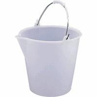 L571 - Kunststof emmer 12 liter