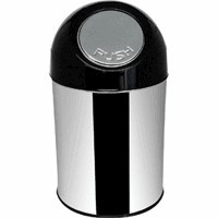 L042 - RVS afvalbak 30ltr