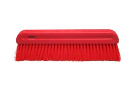 60030141-3 - FBK Meelborstel Polyester kleurcode HACCP 300 mm x 20 mm zeer zachte vezel, rood 52126