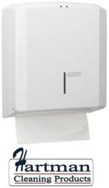 12920 - Handdoekdispenser wit, DT2106 Mediclinics