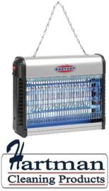 Y724 - Eazyzap aluminium insectenverdelger 16 Watt