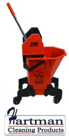 920078 -SYR Mopemmer E4 Wringer Long Tall Sally - 12 liter kleurcode rood