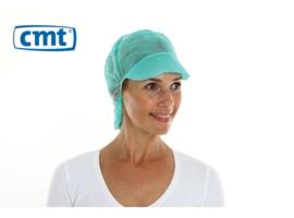816173 - CMT PPnw pet / klep en haar opvang, groen 'snood cap