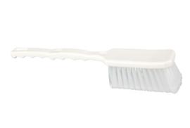 90030117-1 - FBK Afwasborstels polyester lange steel hoogwaardig kleurcode HACCP  410 x 55 mm gespleten zachte vezel  wit 10231