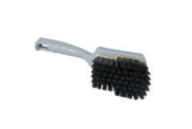 119151012-11-Polyester FBK handborstel vezels in hars gegoten kleurcode HACCP 275 mm x 70 mm hard grijs 90548