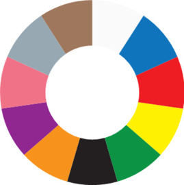 30110136-4 - FBK Hoogwaardige  kleurcode HACCP hygiënische Polypropyleen kunststof zachte bezem 400 x 50 mmgeel 21306