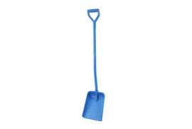 716100103-2 - Schop FBK hoogwaardige kleurcode ergonomische hygiënische polypropyleen 270 x 340 x 1330 mm blauw 15103