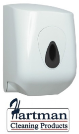 5536 - Kunststof poetsroldispenser mini, PQMiniC PlastiQline