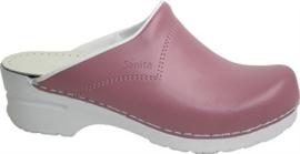 810635 -  Sanita Flex klompen, 314, roze, open 1510314-65