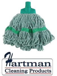 920133 - SYR mop, minikleurgaren , diameter 35 cm, Groen