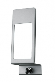 8135 - Afsluitplaat aluminium voor 1000ml MQ dispensers, MQLP10A