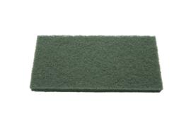 80770104 -  FBK Schuurpad 250 x 120 x 25mm , hard , groen 15122