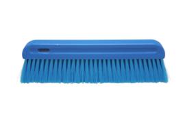 60030141-2 - FBK Meelborstel Polyester kleurcode HACCP 300 mm x 20 mm zeer zachte vezel, blauw 52126