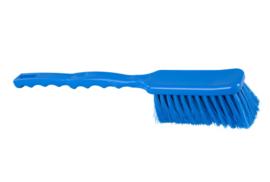 91030119-2 - FBK Afwasborstels polyester lange steel hoogwaardig kleurcode HACCP harde vezel 410 x 55 mm blauw 10233