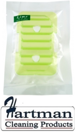 54011 - Air-O-Kit vulling, LIME Verpakking: 20 stuks MediQo-line
