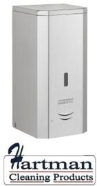 14053 - Foamzeepdispenser automatisch RVS 1000 ml, Mediclinics DJF0038ACS