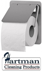 21411586 AFP-C - RVS AFP-C toiletrolhouder 1-rols, TRU 1 E SanTral