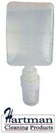 400410 - Euro Pearl foam soap is een licht geparfumeerde handzeep voor dagelijks gebruik, 1000 ml doos à 6 flacons