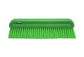 60030141-5 - FBK Meelborstel Polyester kleurcode HACCP 300 mm x 20 mm zeer zachte vezel, groen 52126