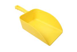 21390104-4 - FBK Handschep hoogwaardige kleurcode HACCP hygiënische polypropyleen 160 x 230 x 360 mm  geel 15107