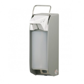 i1415523 - INGO-MAN TLESS ZEEPDISPENSER ALUMINIUM 500 ML