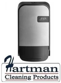 441691 - Quartz-Line Foamzeep Dispenser 400ml (Zilver / Zwart)