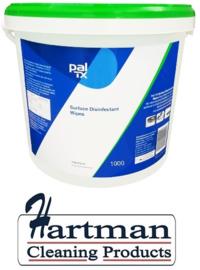 PA225860 - Emmer anti-bacteriedoekjes 500 stuks