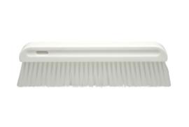 60030141-1 - FBK Meelborstel Polyester kleurcode HACCP 300 mm x 20 mm zeer zachte vezel, wit 52126