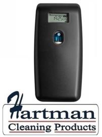 448551 - Quartz-Line Digitale Luchtverfrisser ( Mat Zwart)