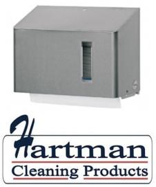 21412267 - RVS AFP-C handdoekdispenser klein, HSU 15 E -  SanTRAL