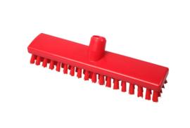 742161001-3 - FBK Hoogwaardige polyester schrobber 300 x 60 mm hard waterdoorlatend rood 24153
