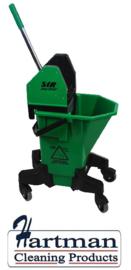 920080 - SYR Mopemmer E4 Wringer Long Tall Sally - 12 liter kleurcode groen