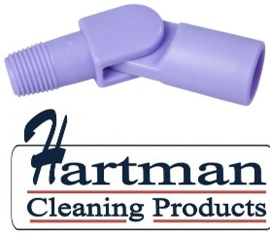 80027200-8 - FBK Hoogwaardige kleurcode HACCP hygiënische zwenkkoppeling universeel paars 27200
