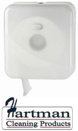 431005 - Europroducts Pearl White Jumbo Toiletrolhouder Mini