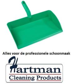 914141018-5 - FBK Hoogwaardige stofblik polypropyleen 300 x 310 mm metaal detecteerbaar groen 70301