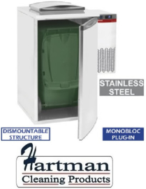 RDY-1C_GF-1C - Geheel afval koeler compleet met koelunit DIAMOND