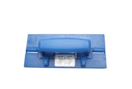 60070107-2 - FBK Handpadhouder hoogwaardige kleurcode HACCP hygiënische polyester 230 x 100 mm, blauw 57101