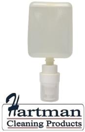 400310 - Euro Pearl hygienische foam soap is een ongeparfumeerde hygienische foam soap 1000 ml