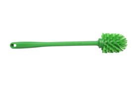90030145-5 - FBK Wormhuisborstel hoogwaardige kleurcode HACCP hygiënische polyester ø 63 x 400 mm, groen 57156
