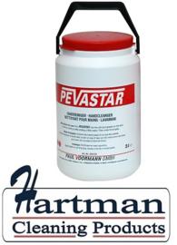 407106 -  Pevastar industriele handreiniger, wit 6 x 3 Liter