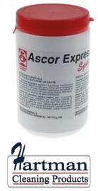 508802085 - Koffiemachine reiniger ASCOR Express toegelaten NSF 900 gram