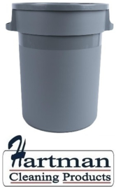 L647 - Jantex kunststof afvalcontainer 80 Liter