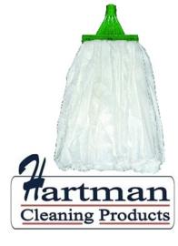993712 - SYR Wegwerpbare moppen 150 gram x 50 stuks midi kleurcode groen HACCP